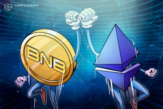 BNB/ETH Trading Pair Added to Binance DEX