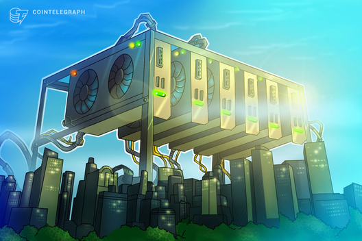 UK Bitcoin Miner Eyes 240% Capacity Boost With New $10M Hardware Order