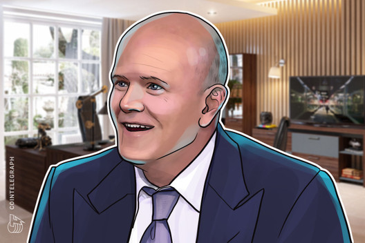 'This Will and Needs to Be Bitcoin's Year' Says Mike Novogratz