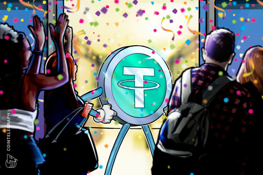 Tether Jumps to $10 Billion Market Capitalization