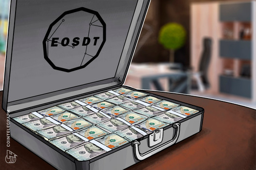EOSDT Supply Increases by $100M With Bitcoin Liquidity Support