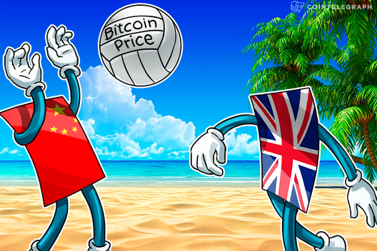 Will Brexit and China Continue to Influence Bitcoin Prices?