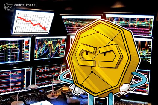 Crypto Rankings' Shake-Up Follows Yesterday's Market Crash as Bitcoin Stays Around $3,400