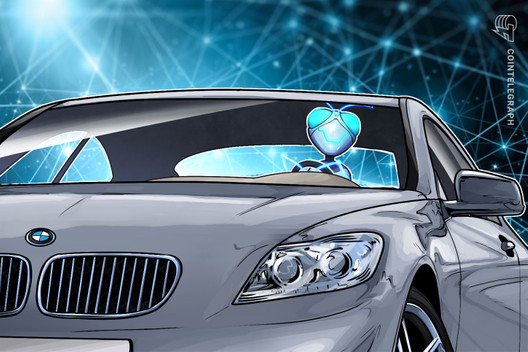 BMW's Blockchain Solution for Supply Chains to Roll Out in 2020