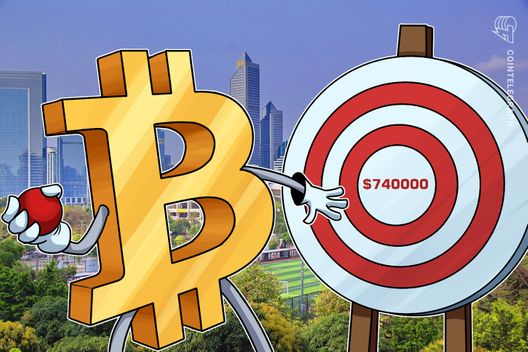 Chinese Crypto Miner Predicts That Bitcoin Could Reach $740K