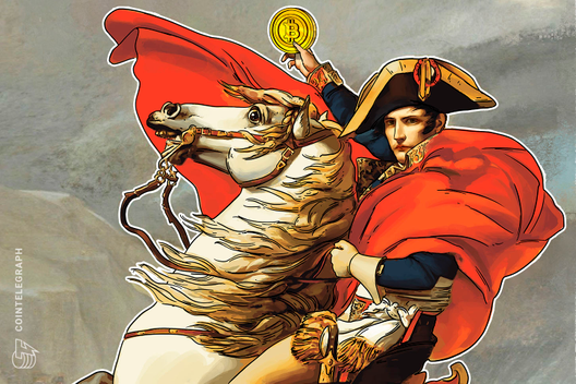 French-Regulated Napoleon Bitcoin Fund Linked to CME Futures