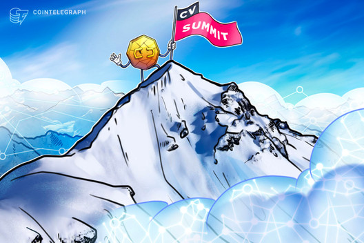 CV Summit United Blockchain Leaders and Enthusiasts in Davos