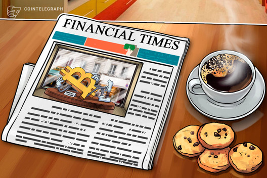 'Invest In Bitcoin' Galaxy Digital Ad Tells Financial Times Readers