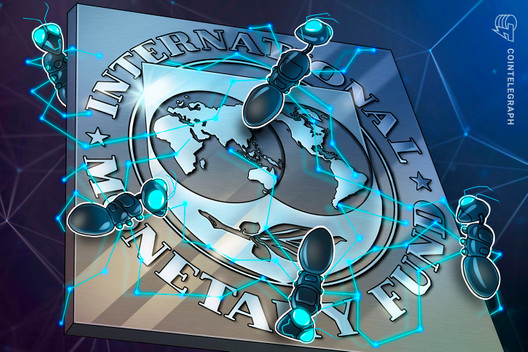 IMF and World Bank Launch Quasi-Cryptocurrency in Exploration of Blockchain Tech