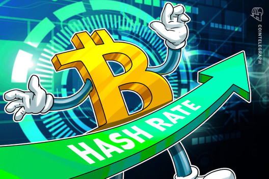 Bitcoin Hashrate Increases ⅓  in 2 Days — Will BTC Price Follow?