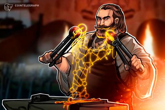 Vale completa una transacción de mineral de hierro usando blockchain