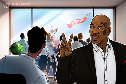 American Boxing Legend Mike Tyson Chooses Blockchain for New Venture
