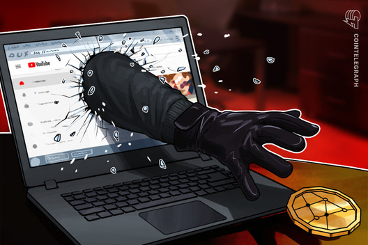 Cardano Warns of Youtube Scams Promoting Fake ADA Giveaways