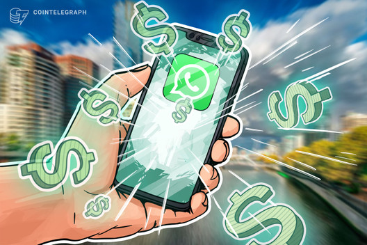 WhatsApp Debuts Fiat Electronic Payments While Libra Remains Stuck in Regulatory Maze