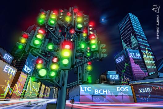 Price Analysis 04/09: BTC, ETH, XRP, BCH, LTC, BNB, EOS, BSV, XMR, XLM, CryptoCoinNewsHub.com