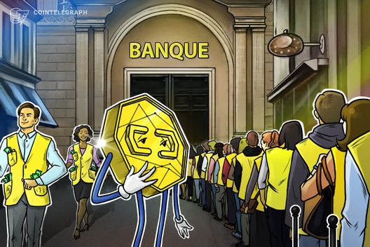 What We Know About Yellow Vests' Bank Run and How Crypto Could Help It