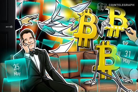 Goldman Scandal, BTC Bull Trap Fears, How Libra Will Make Money: Hodler's Digest, May 25–31