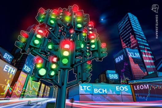 Price Analysis 18/10: BTC, ETH, XRP, BCH, LTC, EOS, BNB, BSV, XLM, LEO