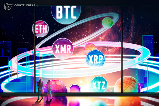 Top 5 Cryptocurrencies to Watch This Week: BTC, ETH, XRP, XMR, XTZ