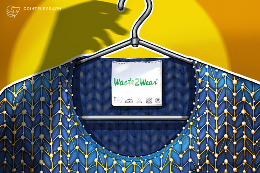 Blockchain Being Used to Turn Ocean Plastic Waste Into Eco-Fabrics