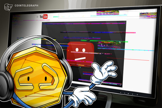 Ripple CTO Sees YouTube Channel Suspended Amid Lawsuit
