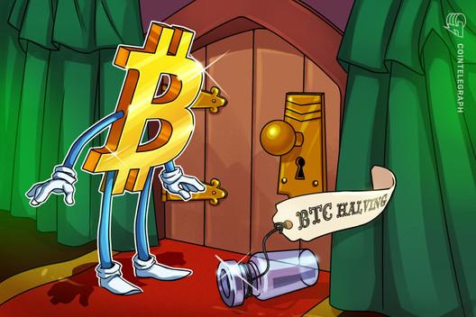"""""""Wird das Halving bereits im Kurs von Bitcoin berücksichtigt?"""""""