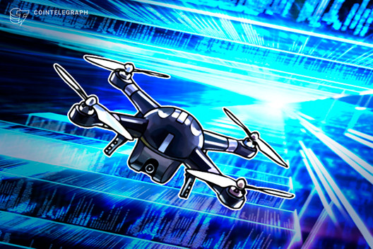 The US Dept. of Transportation Is Investigating Blockchain-Powered Delivery Dron