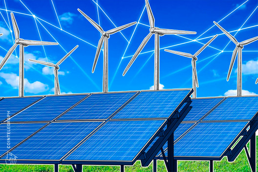 New Blockchain Project Lets Users Choose Their Renewable Energy Source