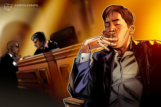 Craig Wright files another libel suit against Roger Ver after 2019 fail