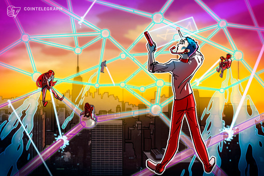 Building the blockchain community is essential for further developments