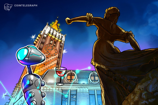 Former Georgian PM: Blockchain is the steam engine of Industry 4.0