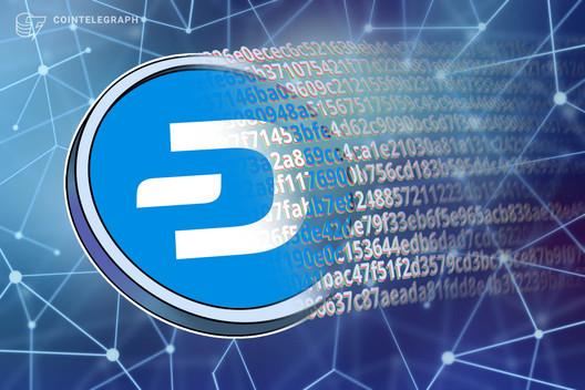 Dash ajustó el porcentaje de recompensa por bloque para mejorar la economía de su red