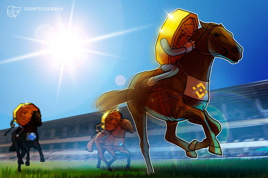 Binance supera a Huobi y OKEx, posicionándose como el mayor exchange de derivados