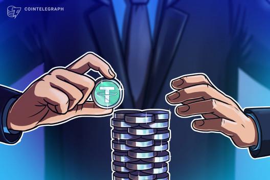 Según un informe de Bloomberg la capitalización de mercado de Tether podría superar a la de Ethereum en 2021