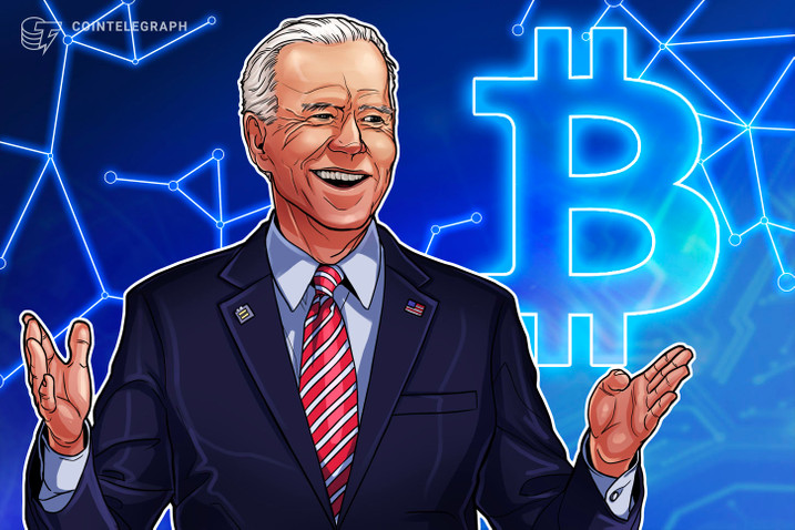 As Biden preps T stimulus, Bitcoin could be set to erupt