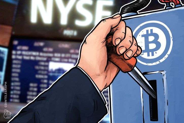 NYT: New York Stock Exchange Owner Wants To Let Customers Buy Bitcoin thumbnail