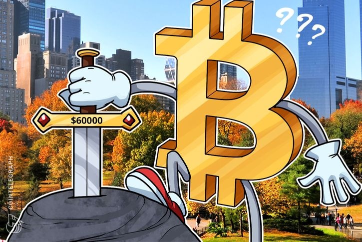 TenX Co-Founder Still 'Quite Confident' Bitcoin Can Hit $60,000 This Year