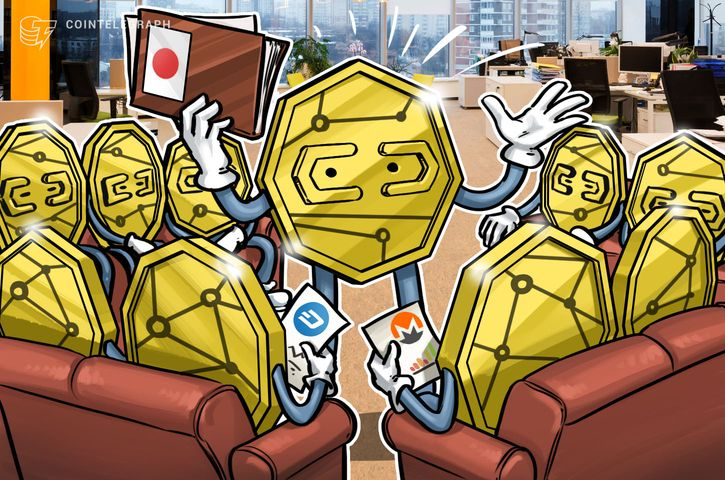 Bitcoin Regulation,Japan,Dash,Monero,Exchanges,Government