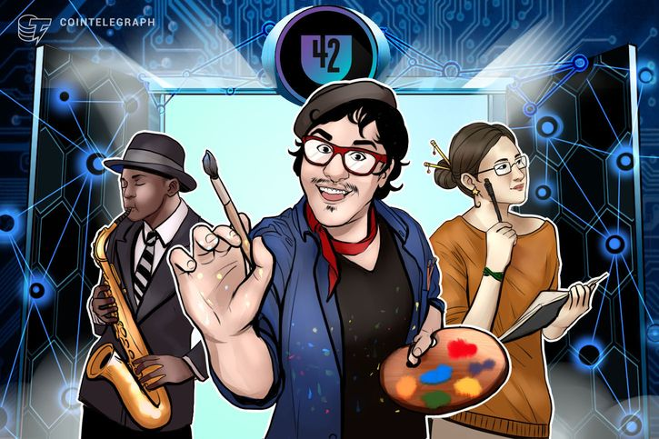 Blockchain-Based Social Entertainment Platform to Tackle 'Burnout' of Content Creators