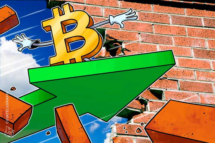 Bitcoin Set For First Biweekly Gain This Year, Buying Strongest Since March 2017