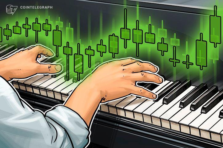Crypto Markets See Slight Growth, Total Market Capitalization Nears $392 Bln
