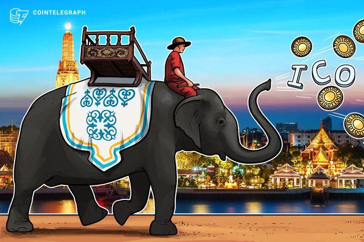 Thailand,Bitcoin Regulation,ICO
