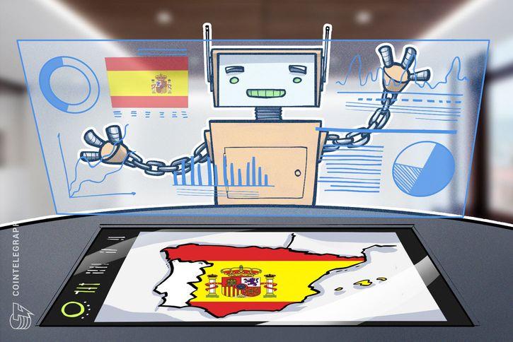 Blockchain News,Spain,Regulation