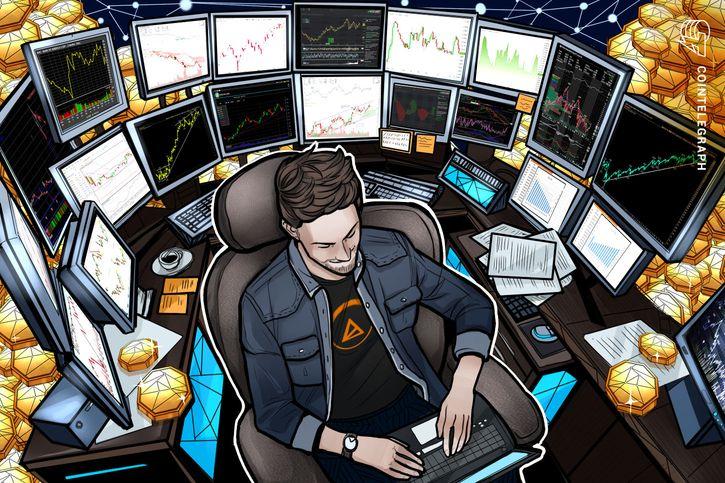 Crypto - Magazine cover