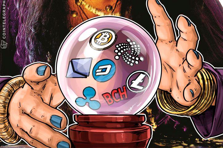 Bitcoin, Ethereum, Bitcoin Cash, Ripple, IOTA, Litecoin, Dash, Monero: Price Analysis, Dec.28