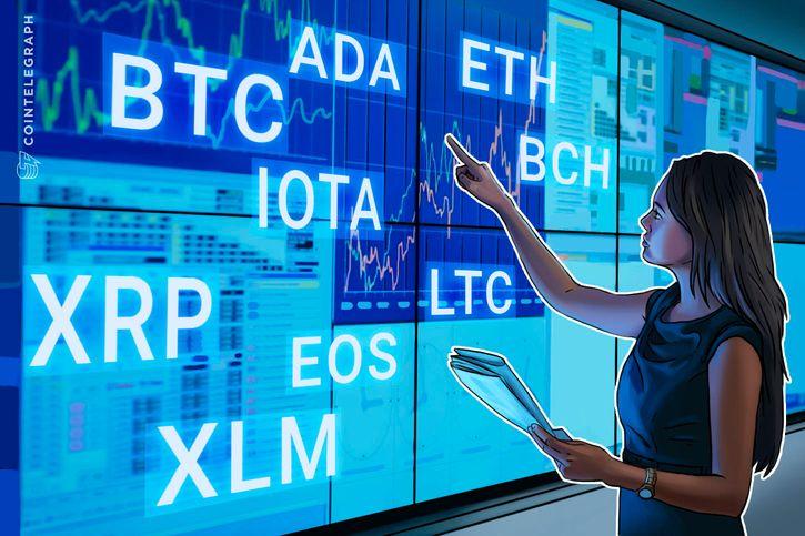 Altcoin News,Bitcoin News,Ethereum News,Ripple,Bitcoin Cash,EOS,Litecoin,Stellar,Price Analysis