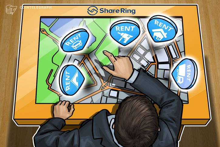 Company Aims To Become 'Amazon Of Sharing Economy' With Blockchain App
