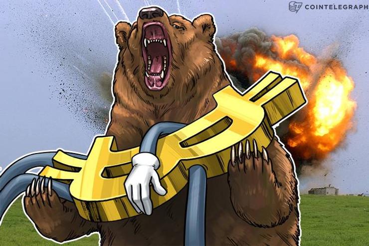 ビットコインや主要アルトコインが急反落 | テゾスが6%超の上昇 好調維持の理由は?【仮想通貨相場】