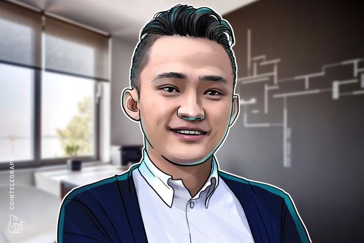 El fundador de Tron, Justin Sun, admite que tiene inversiones en el exchange de criptomonedas Poloniex