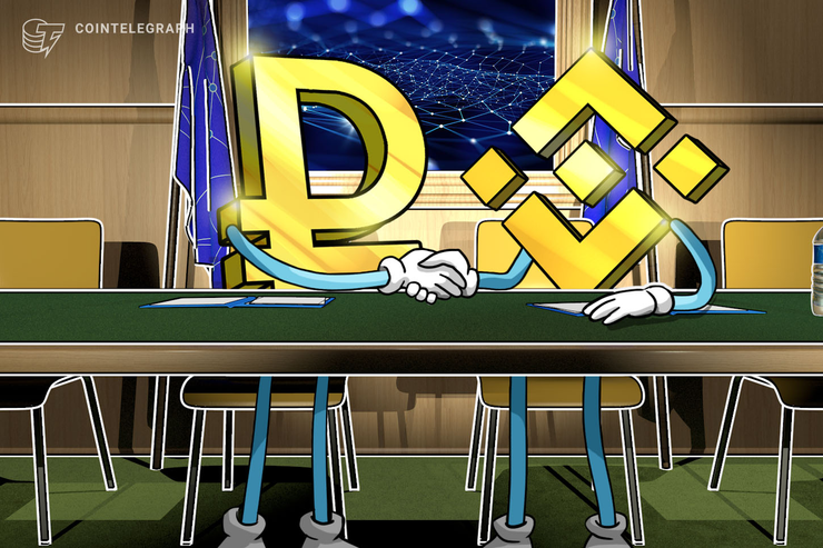 Binance Announces Ruble Trading at Russian Gov't-Sponsored Event